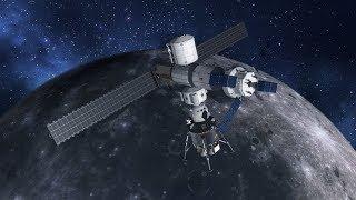 Lockheed Martin Unveils Lunar Lander
