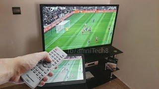 مشاهدة جميع القنوات الرياضية مجانا على التلفزيون TV بجودة رهيبة | EZCAST
