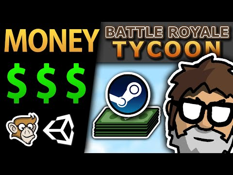 How Much MONEY Did My Indie Game Make? Battle Royale Tycoon (Steam)