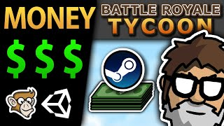How Much Money Did My Indie Game Make? Battle Royale Tycoon  Steam