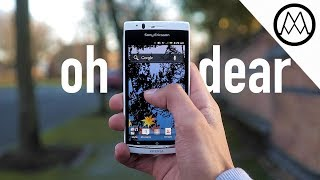 I used a 2011 Smartphone in 2019 - This is what happened.