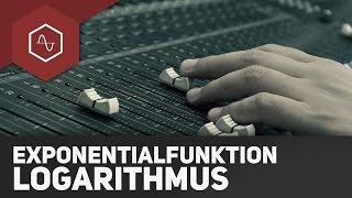 Exponentialfunktion und Logarithmus