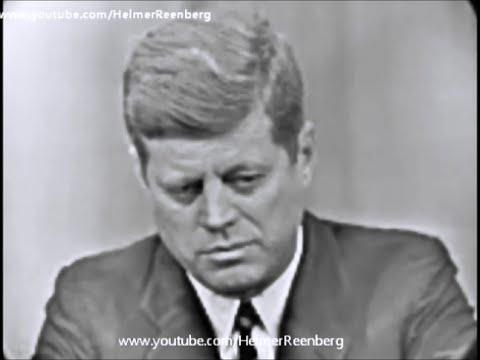 President John F. Kennedy's 45th News Conference - November 20, 1962