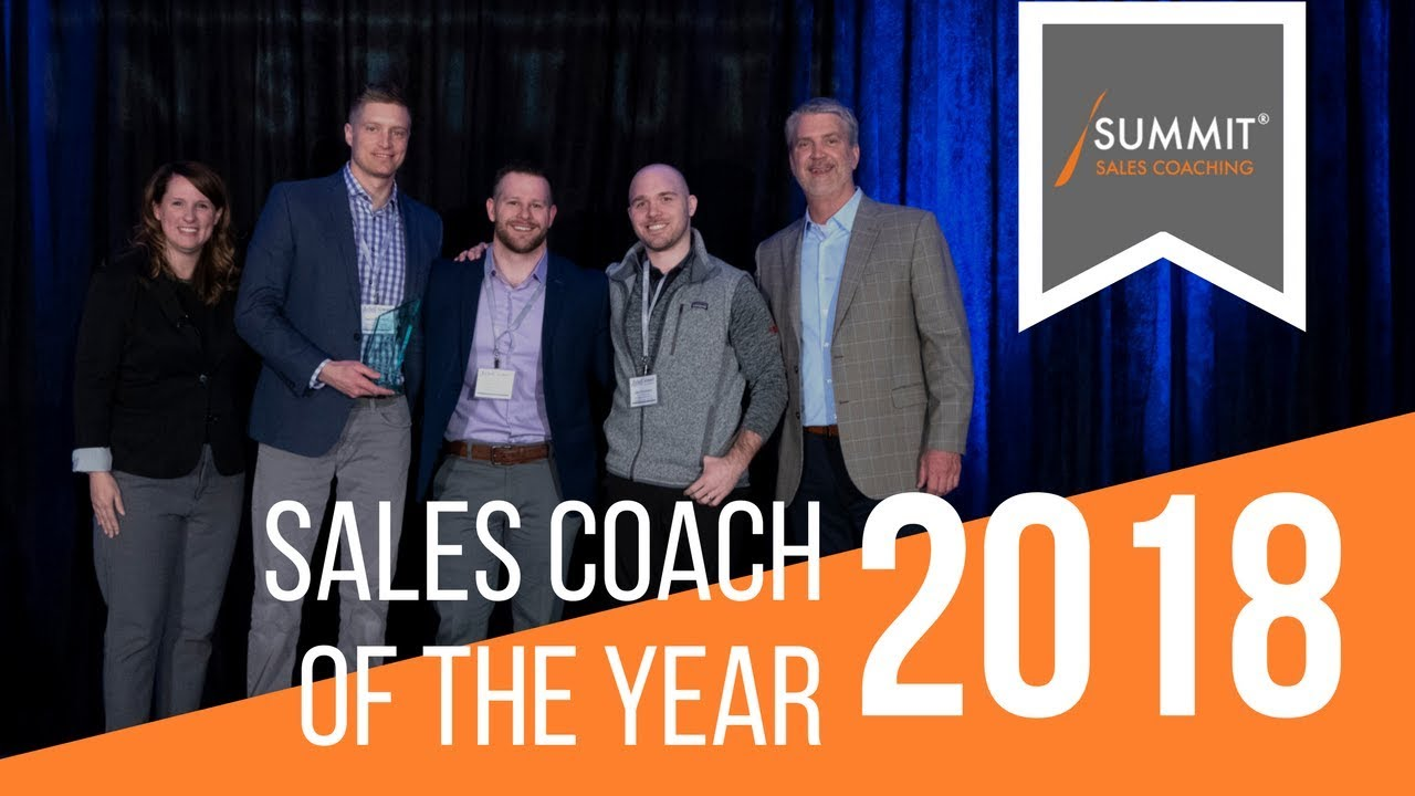 2018 sales coach of the year award i curt reekers of osi youtube