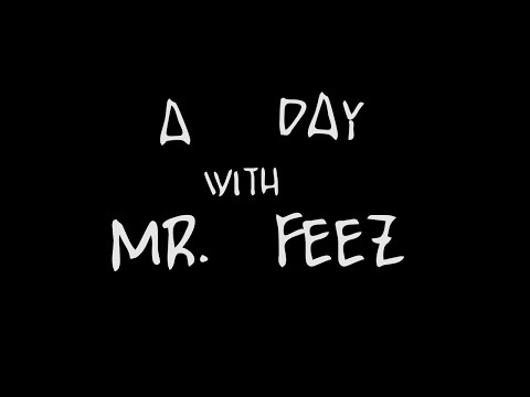 A Day with Mr. Feez! [Vlog1]