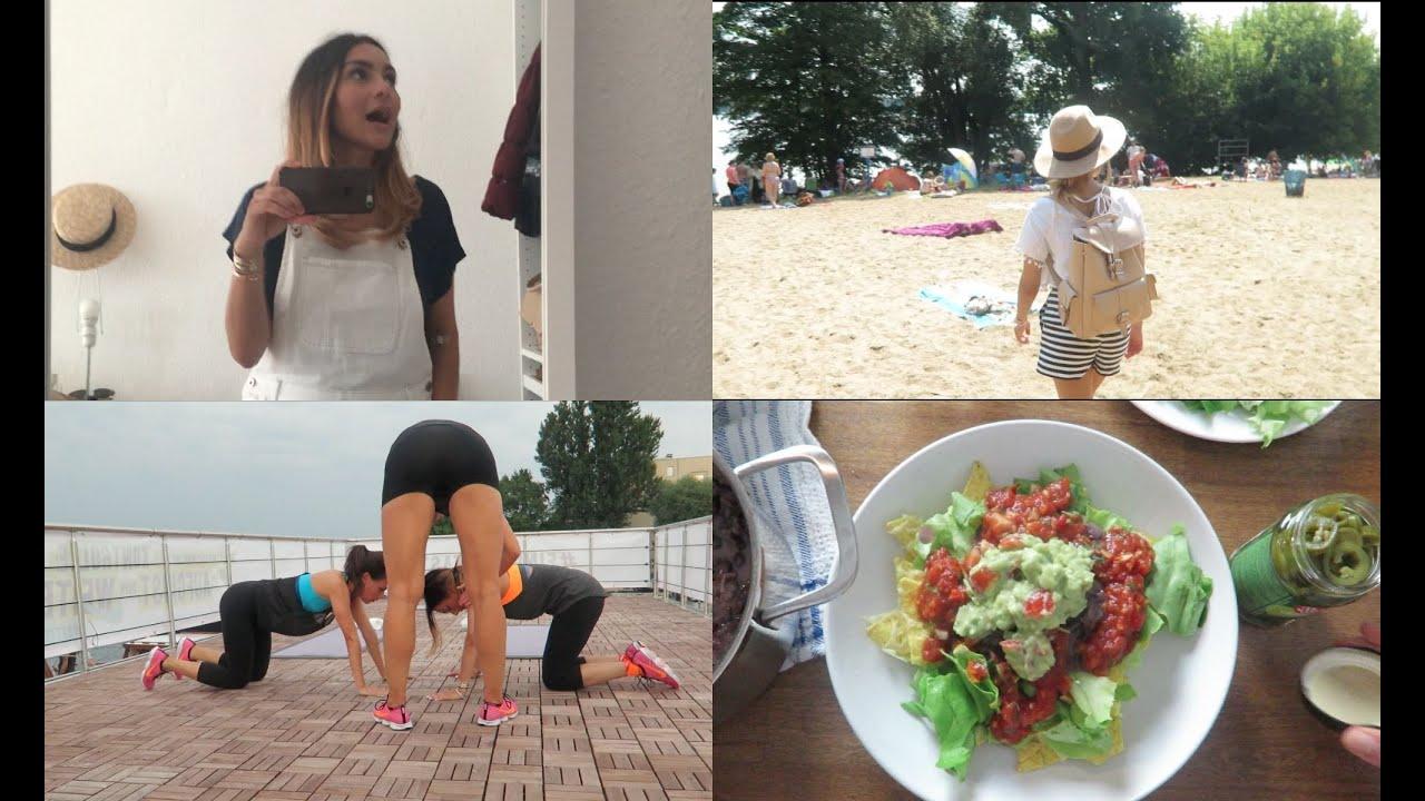 Vlog nike training shopping mit considercologne for Mexikanisch kochen