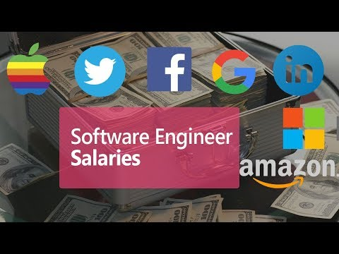 Which Company Pay Highest Salary For Software Engineers 2018?