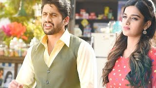 Savyasachi Movie Making Video | Naga Chaitanya, Nidhhi Agerwal