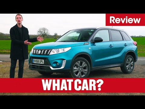 2020 Suzuki Vitara SUV review | What Car?