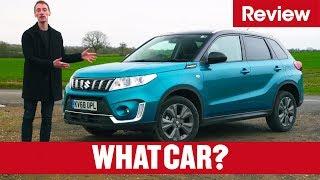 2019 Suzuki Vitara SUV review   What Car?