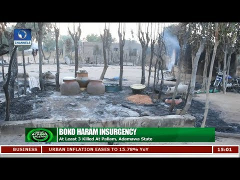At Least 3 Killed At Pallam, Adamawa State |News Across Nigeria|