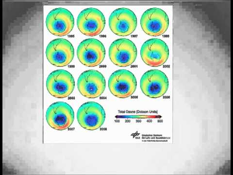 5.6 Depletion of stratospheric ozone