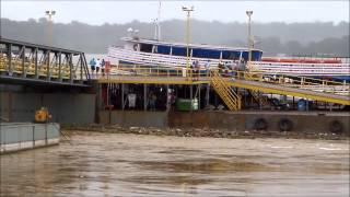 Cheia do Rio Madeira | 12.02.2014 COMPLETO【S.RIO】