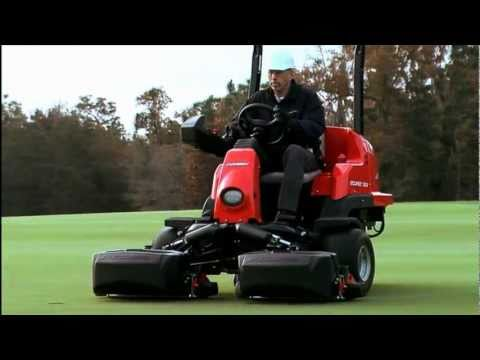 New Jacobsen® Eclipse™ 322 Riding Greens Mower