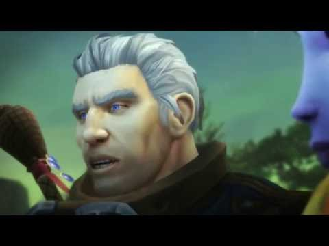 История Warlords of Draenor за 2,5 минуты HD 1080p