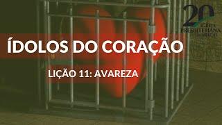 Escola Bíblica Dominical - 15/11/2020