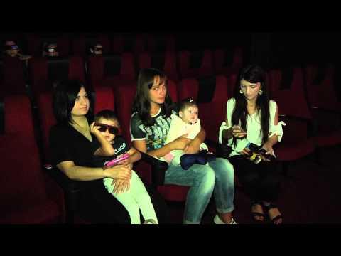 Открытие кинотеатра «CinemaStar»
