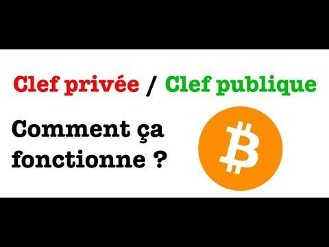 Clef privée / Clef publique : comment ça fonctionne ? #Bitcoin