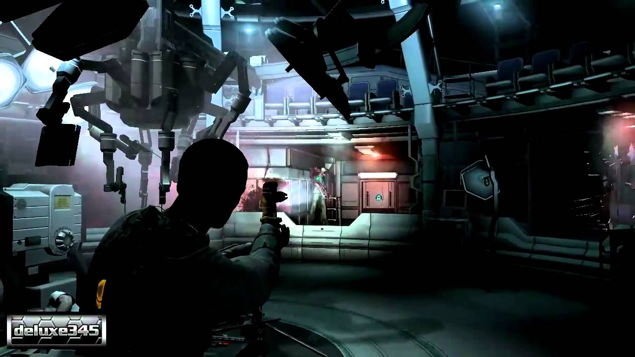 Dead Space 2 Gameplay (PC HD) - YouTube