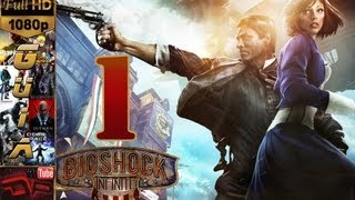 BioShock Infinite Gameplay Walkthrough Español - Parte 1 |Prologo Bienvenidos a Columbia