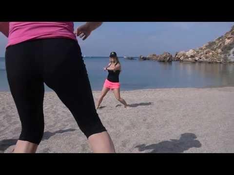 SPORT MUSCLE: BODY BALANZ EN CALA CORTINA-CARTAGENA CON HELENA