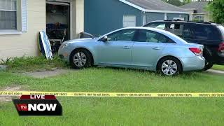 Baby taken to hospital in critical condition after being left hot car in Hernando County