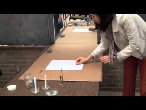 Prairie Moon Waldorf School 2014 - Science Clip #2