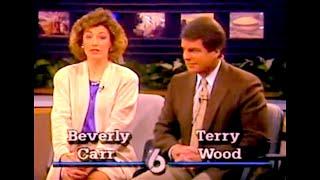 "WDSU-TV ""5 O'Clock New Orleans""  (Part 1) - 1988"