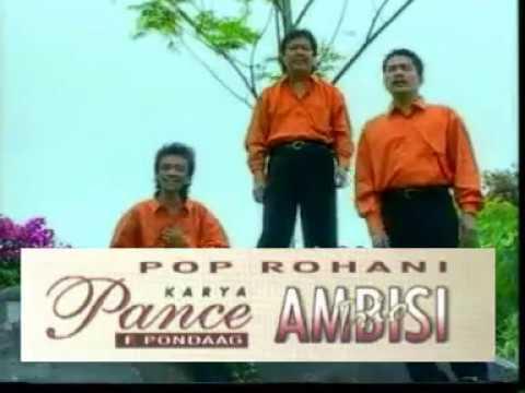 Lagu Rohani Trio Ambisi - Biarku Ikut Dengan Mu ( Karya Pance F Pondaag )