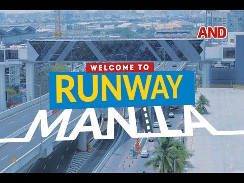 Welcome to Runway Manila