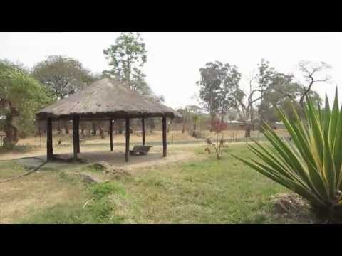 A thing to do in Lusaka, Zambia. The Munda Wanga Environmental Park