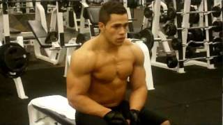 18 year old natural bodybuilder