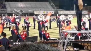 McKay Vance Perry High band