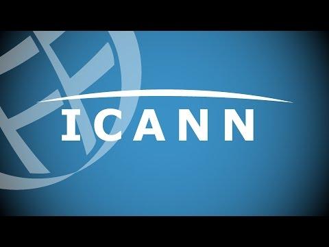 Présentation de l'ICANN, autorité de régulation de l'Internet.