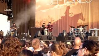 Deftones- Rosemary live @ Zürich Openair 2013