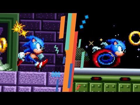Sonic Mania Plus : Sonic 1 Remastered Demo