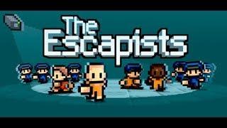 The Escapists.Прохождение игры.Холодный Побег. / Видео