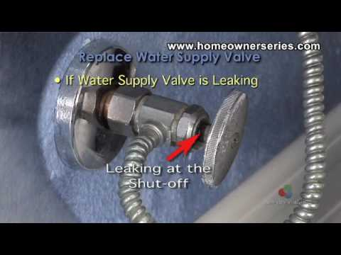 Toilet Water Supply Valves Youtube