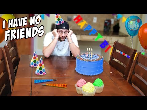ALL ALONE ON MY BIRTHDAY!  They Forgot!  (FV Family Vlog)