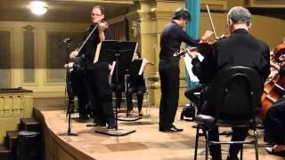 W. A. Mozart - Concerto para Violino Nº5 - I. Allegro aperto