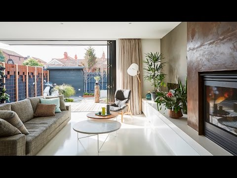 Architecture firm Taylor Knights on the St Kilda House East renovation