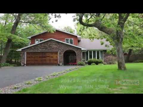 Property tour of  26371 Freeport Ave, Wyoming, MN 55092