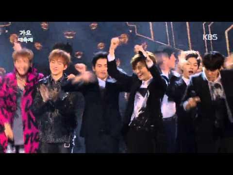 [HIT] KBS 가요대축제-남진 & 전 출연자(Nam Jin & All Artists) - 님과 함께.20141226