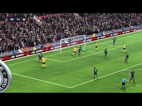 видео: fifa 14 online co-op [ИгроПроходимец + gigantic guyver] part 005