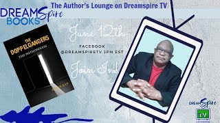 The Author's Lounge on DreamSpire TV featuring David Ray Fleming