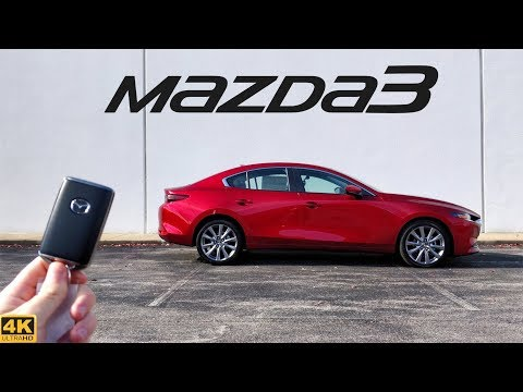 2020 Mazda 3 // The ONLY THING Entry Level is the PRICE!