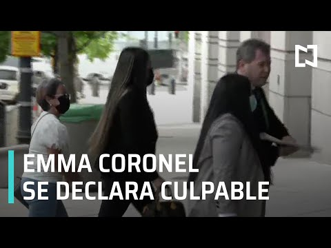 Emma Coronel se declara culpable de narcotráfico en EEUU - Expreso de la Mañana
