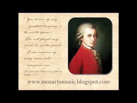 W. A. Mozart - Die Entführung aus dem Serail, K. 384 - Aria - Martern aller Arten