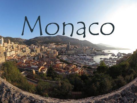 Monaco 2016   longboarding   cliffjumps