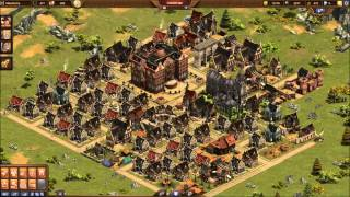 Forge of Empires - Slideshow of Early Middle Ages through Modern Era